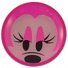 Disney Dessert Plate -  Silicone Covered - Minnie Mouse - Pink
