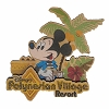 Disney Magnet - Polynesian Village Resort Logo