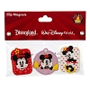 Disney Magnet Set - 3 Minnie Clips