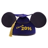 Disney Hat - Mickey Mouse Ears Grad Hat - Graduation Class of 2016