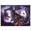 Disney Postcard - Maleficent Dragon - All the Power by John Coulter