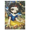 Disney Postcard - Snow White by Jasmine Becket-Griffith