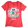 Disney Ladies Shirt - Flower and Garden Festival - Minnie Garden