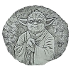 Disney Stepping Stone - Flower and Garden 2016 - Yoda