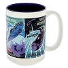 Disney Coffee Cup Mug - Tomorrowland Attractions Posters