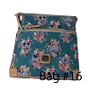 Disney Dooney & Bourke - 2016 Flower and Garden - Crossbody SPECFIC