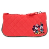 Disney Mickey & Minnie Quilted Coin Purse