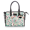 Disney Loungefly Satchel Bag - Floral Minnie Mouse Tote