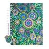 Disney Notebook - Mickey Paisley Spiral Journal