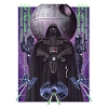 Disney Postcard - Darth Vader: Defender of the Death Star by Corroney