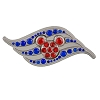 Disney Cruise Line Pin - Jeweled Logo - Silver