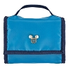 Disney TAG Bag - Mickey Icon Hanging Cosmetic Toiletry - Blue