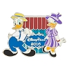 Disney Spring Pin - Spring 2016 Donald and Daisy Duck