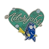 Disney Finding Nemo Pin - Adoryable - Dory Heart