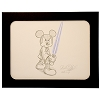 Disney Artist Sketch - Star Wars - Jedi Mickey Mouse - Specific