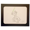 Disney Artist Sketch - Star Wars - Jedi Goofy - Specific