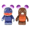 Disney Vinylmation Set - Fantasia Series 4 - Tyrannosaurus Rex and Stegosaurus