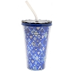 Disney Tumbler with Straw - Starbucks - Disneyland 60th Anniversary