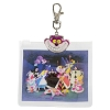 Disney Lanyard Pouch - Alice with Cheshire Cat Charm