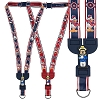 Disney Lanyard - Mickey and Pals Disney Cruise Line - Reversible