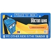 Doctor Who License Plate Frame - MY OTHER RIDE IS THE TARDIS