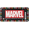 Disney Marvel License Plate Frame - Superhero Logos
