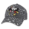Disney Hat - Baseball Cap - Mickey & Minnie Smooch