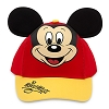 Disney Hat - Baseball Cap for Kids - Mickey Mouse Red/Gold