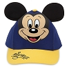 Disney Hat - Baseball Cap for Kids - Mickey Mouse Blue/Gold