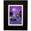 Disney Artist Print - Larry Dotson - Haunted Mansion Hatbox Ghost and Carriage