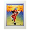 Disney Artist Print - Greg McCullough - Mickey Mouse Club - Mickey Bandleader