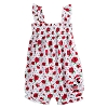 Disney Baby Romper - Minnie Mouse Floral Romper for Baby