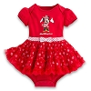 Disney Baby Bodysuit - Minnie Mouse Ruffled Bodysuit for Baby