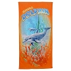 SeaWorld Beach Towel - Dolphins and Orange Coral
