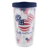 Disney Tervis Tumbler - USA Flag Mickey Mouse Icons