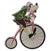 Disney Goofy Pin - Riding Velocipede Bike