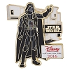 Disney Visa Pin - 2016 Cardmember Pin - Darth Vader