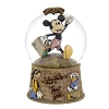 Disney Snowglobe - Travel with Mickey and Pals