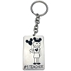 Disney Keychain - Walt Disney World Mickey Ears Tag