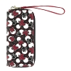 Disney Wristlet - Minnie Mouse Icons, Polka Dots, and Bows