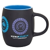 Disney Coffee Mug - Test Track Icons and Logo