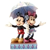 Disney Traditions by Jim Shore - Mickey and Minnie Sharin