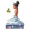 Disney Traditions by Jim Shore Figure - Tiana with Frog