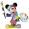 Disney by Britto Figure - Artist Mickey Mouse