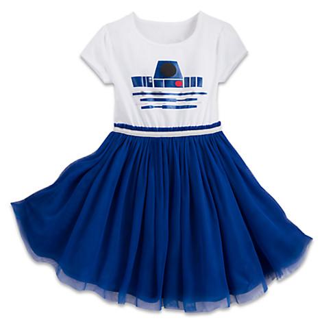 your wdw store disney child dress wars r2 d2