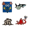 Disney Boxed Pin Set - Finding Dory - Limited Edition