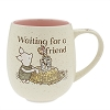 Disney Coffee Cup Mug - Piglet Classic - Waiting for a friend