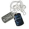 Universal Necklace - Skull Island: Reign of Kong Dog Tags