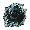 Universal Pin - Skull Island: Reign of Kong Graphic Logo