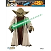 Disney Auto Decal - Star Wars Yoda Mini